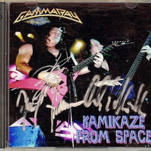 1994 – Kamikaze From Space – 2Cd – Japan – Bootleg.