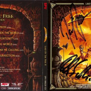 2007 – Land Of The Free II – Limited First Edition Cd.