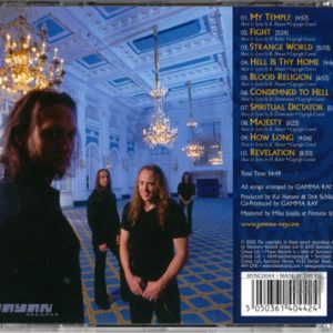 2005 – Majestic – Cd.