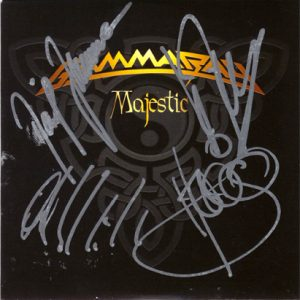 2005 – Majestic – Promo – Cd.