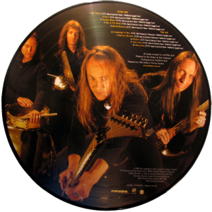 2005 – Majestic – Picture Disc.