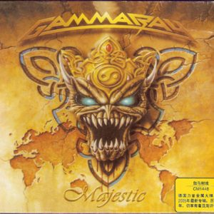 2005 – Majestic – China – Cd.