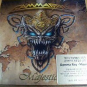 WANTED: 2005 – Majestic – Korea – Cd – 1 Bonus Track.