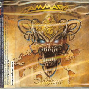 2005 – Majestic – Russia – Cd.