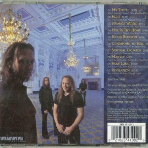 2005 – Majestic – Usa – Cd.
