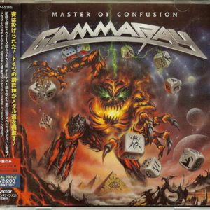 2013 – Master Of Confusion – EP – Japan – Cd Promo.