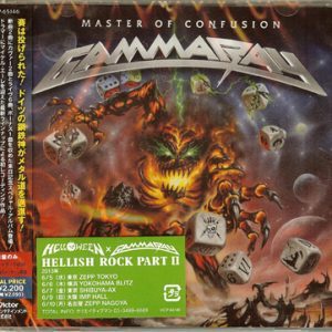 2013 – Master Of Confusion – EP – Japan – Cd.