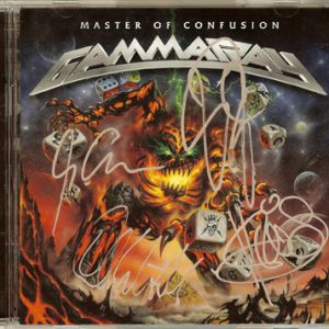 2013 – Master Of Confusion – EP – Cd.