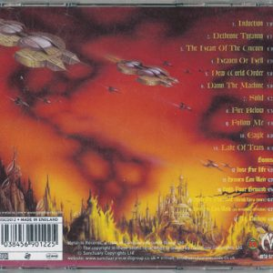 2003 – No World Order – Cd – Russia Bootleg.