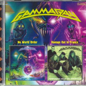 New World Order / Hansen Out In France – Cd – Russia – Bootleg.