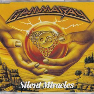 1996 – Silent Miracles – Cds – 4 Track.