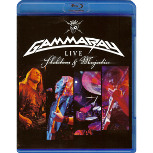 2012 – Skeletons and Majesties Live – Blu-Ray.