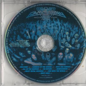 2003 – Skeletons In The Closet – Promo – 2Cd.