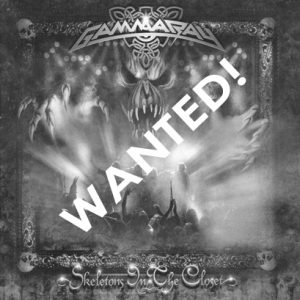 WANTED: 2003 – Skeletons In The Closet – Thailand – 2Cd.