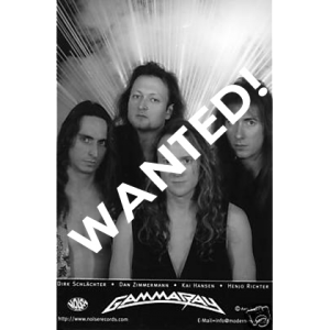 WANTED: 1997 – Somewhere Out in Space – Promo Photo.