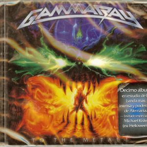 2010 – To The Metal – Cd – Mexico.