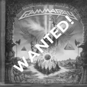 WANTED – 2007 – Land Of The Free II – Cd – Brazil.