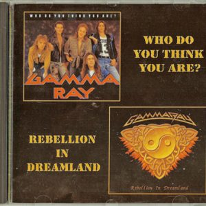 Who Do You Think You Are? / Rebellion In Dreamland – Cd – Russia – Bootleg.