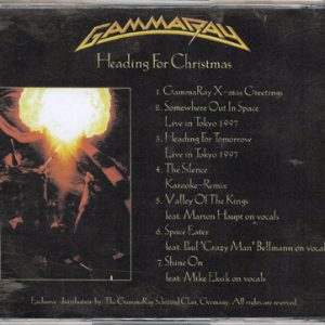 1997 – Heading For Christmas – Cdr.