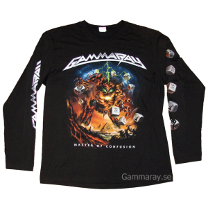 Hellish Tour 2013 – Master Of Confusion – Long Sleeve.