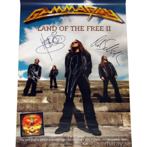 2007 – Land Of The Free II – Posters.