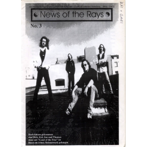 News Of The Rays – Nr 3.