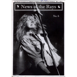 News Of The Rays – Nr 6.