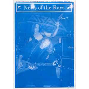 News Of The Rays – Nr 7.