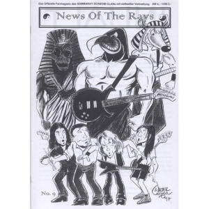 News Of The Rays – Nr 9 – Germany.