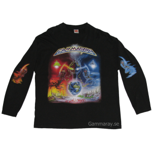 No World Order – Tour 2001 – Long Sleeve.