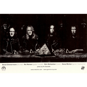 2001 – No World Order – Promo Photo.
