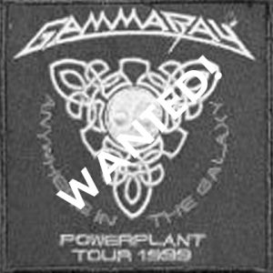 WANTED: PowerPlant Tour 1999 – Patch.