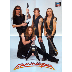 Gamma Ray Poster.