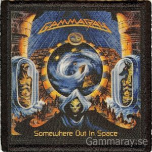 Somewhere Out In Space – Patch.