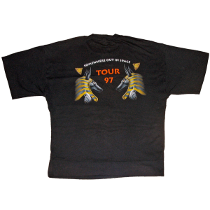 Valley Of The Kings –  Tour 1997 – T-shirt.