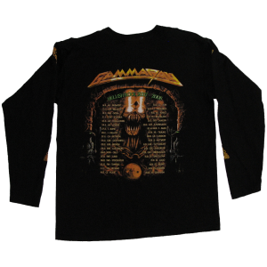 Hellish Rock Tour 2007/2008 – Long Sleeve.
