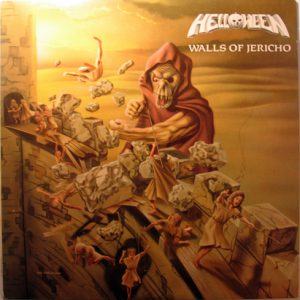 1985 – Walls Of Jericho – Lp – Brazil.
