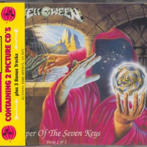1993 – Keeper Of The Seven Keys Parts 1&2 – 2Cd.