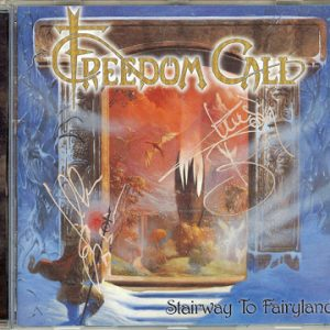 1999 – Stairway To Fairyland – Cd.