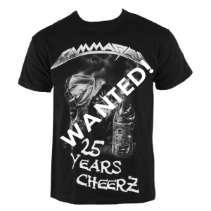 WANTED: Best Of The Best – 25 Years Cheerz – T-shirt.