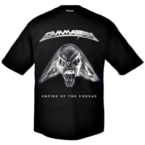 WANTED: Empire Of The Undead Tour 2014 – T-shirt.