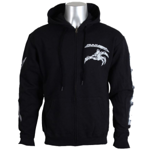 WANTED: Empire Of The Undead Tour 2014 – Zip Hoodie.