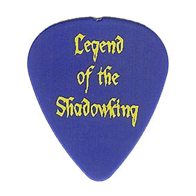 Freedom Call Pick – Legend Of The Shadowking.