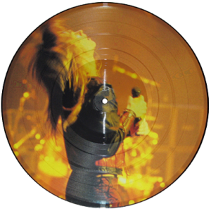 1989 – Live In The U.K – Picture Disc.