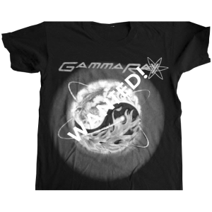 WANTED: Insanity And Genius – Tour 94 – T-shirt.
