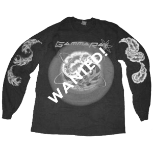WANTED: Insanity And Genius – Join The Schizoid Clan – Long Sleeve.