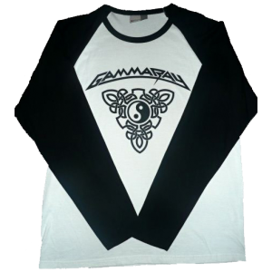 WANTED: Long Sleeve With Gamma Ray Tribal.