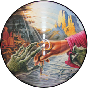 1988 – Keeper Of The Seven Keys Part II – Picture Disc.