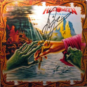 1988 – Keeper Of The Seven Keys Part II – Lp.