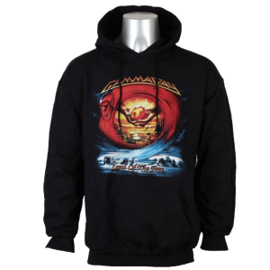 WANTED: Land Of The Free – Hoodie.
